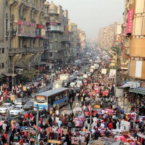 مصر: برامج تنظيم السكان تكتسب زخماً
