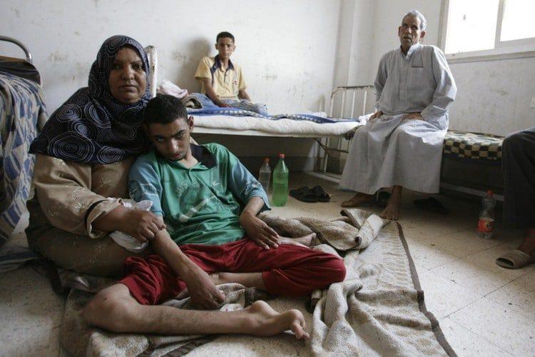 الوضع المؤسف للخدمات الصحية في مصر