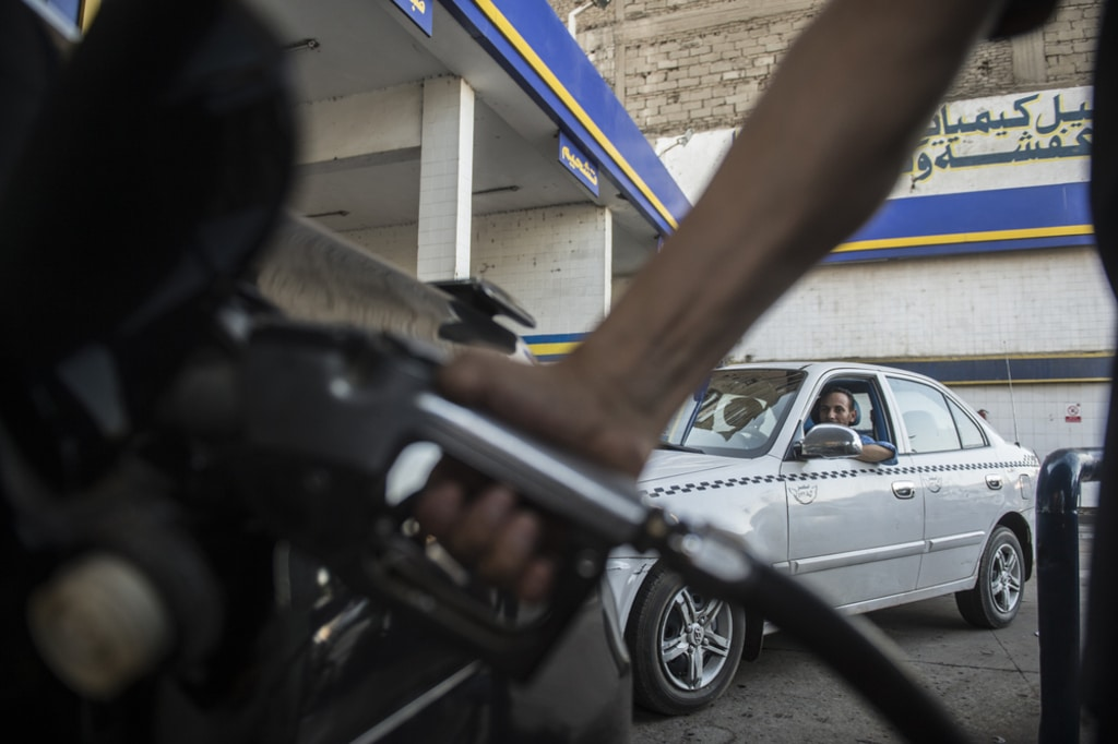 Egypt- Fuel prices in Egypt