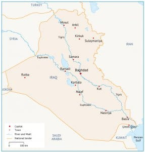 Irak Map 00 287x300
