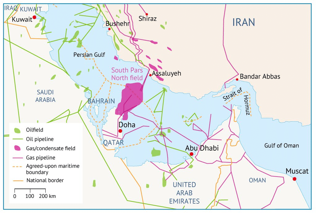 Iran Map 04
