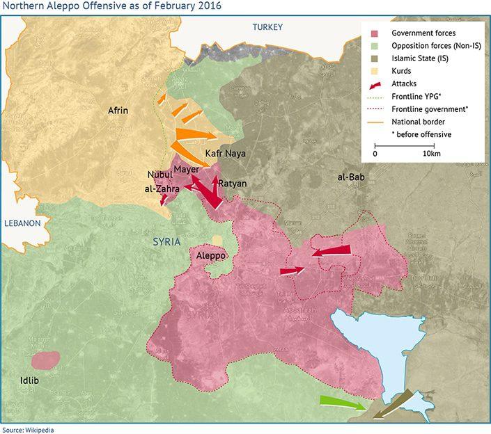 Syria Allepo Map 01 705 1