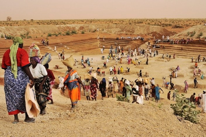 السكان في السودان