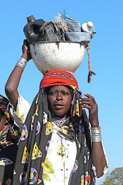 Fulani woman Sudan culture and media