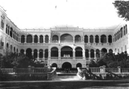 government house khartoum Sudan governance