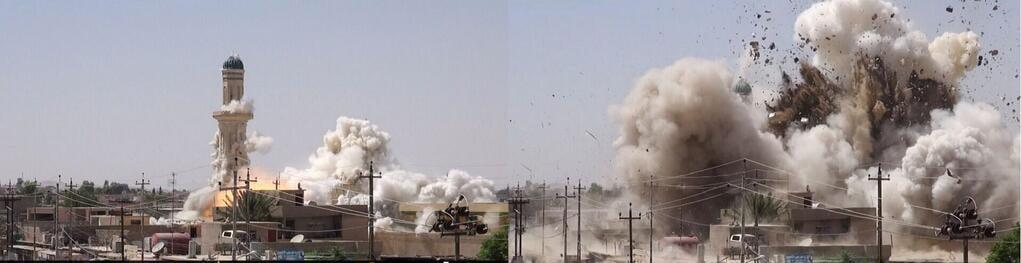 IS_destruction_mosque_Mosul
