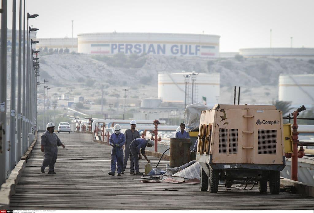 Iran Saudi Tensions