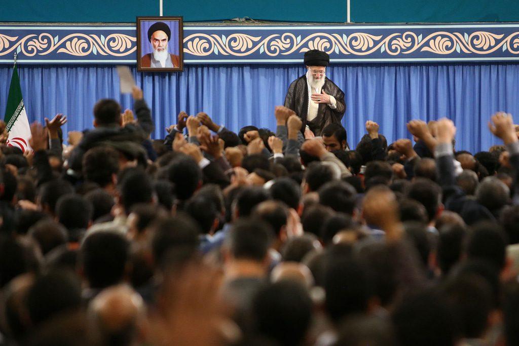 Ali Khamenei Iran corruption