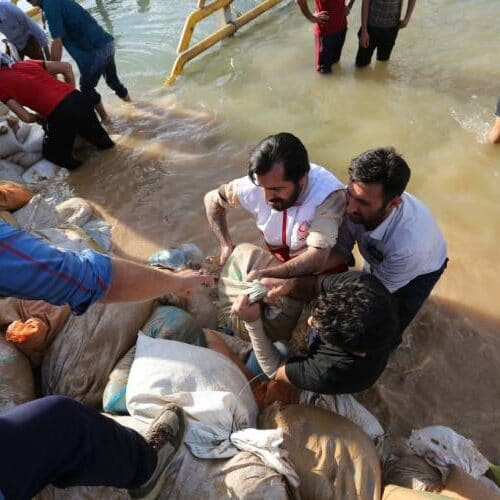 In Iran, Floods Pose Huge Financial Challenge for Government Crippled by Sanctions