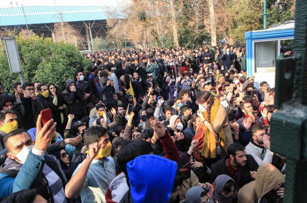 Iran- Protests in Iran