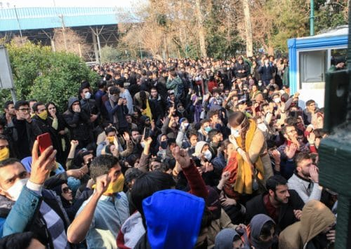 Protests in Iran Signal an Economy in Trouble