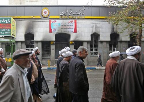 Unannounced Fuel Price Hike Sees Iranians Return to the Streets