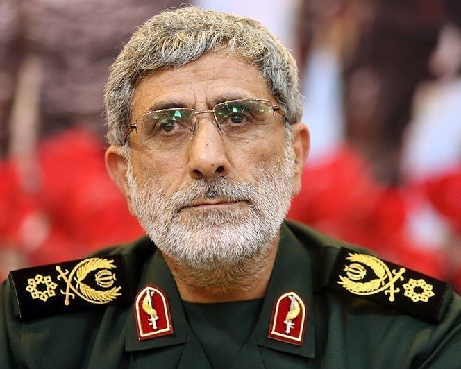 Who Is Esmail Ghaani, Iran's New Quds Force Commander?