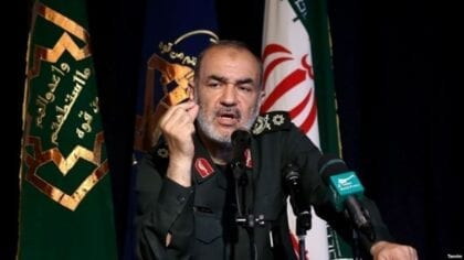 Changing of the Guards: Iran Picks Controversial New Head of IRGC
