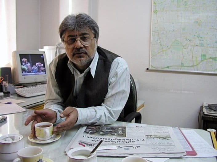 Despite Ailing Health, Imprisoned Journalist Isa Saharkhiz Continues to Criticize Iranian Regime