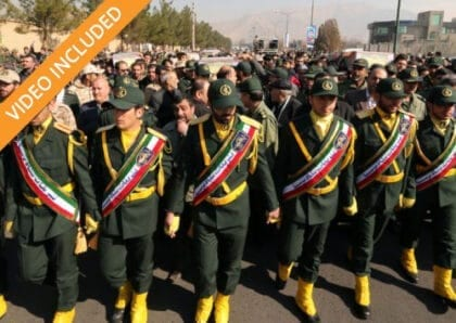 Iranian Quds Force: Powerful and Secretive