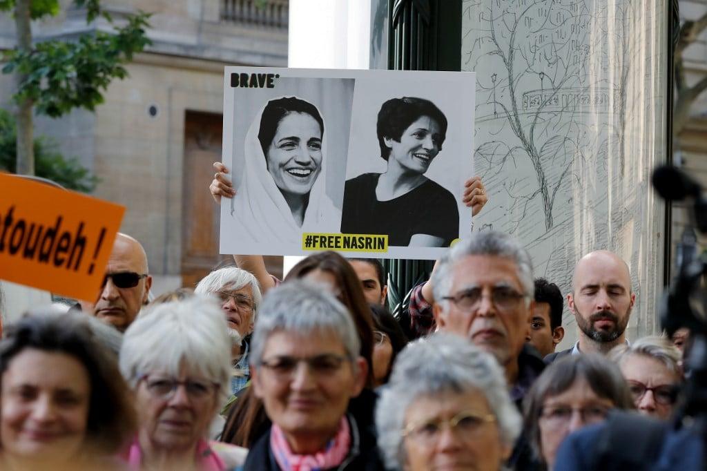 Iran- Nasrin Sotoudeh