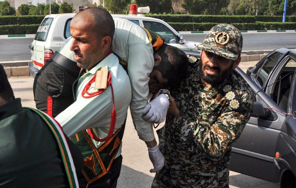 Iran- Ahvaz attack