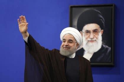 في إيران، مؤيدو حسن روحاني المعاد انتخابه  يخشون تعرضه لضغوطاتٍ من المتشددين