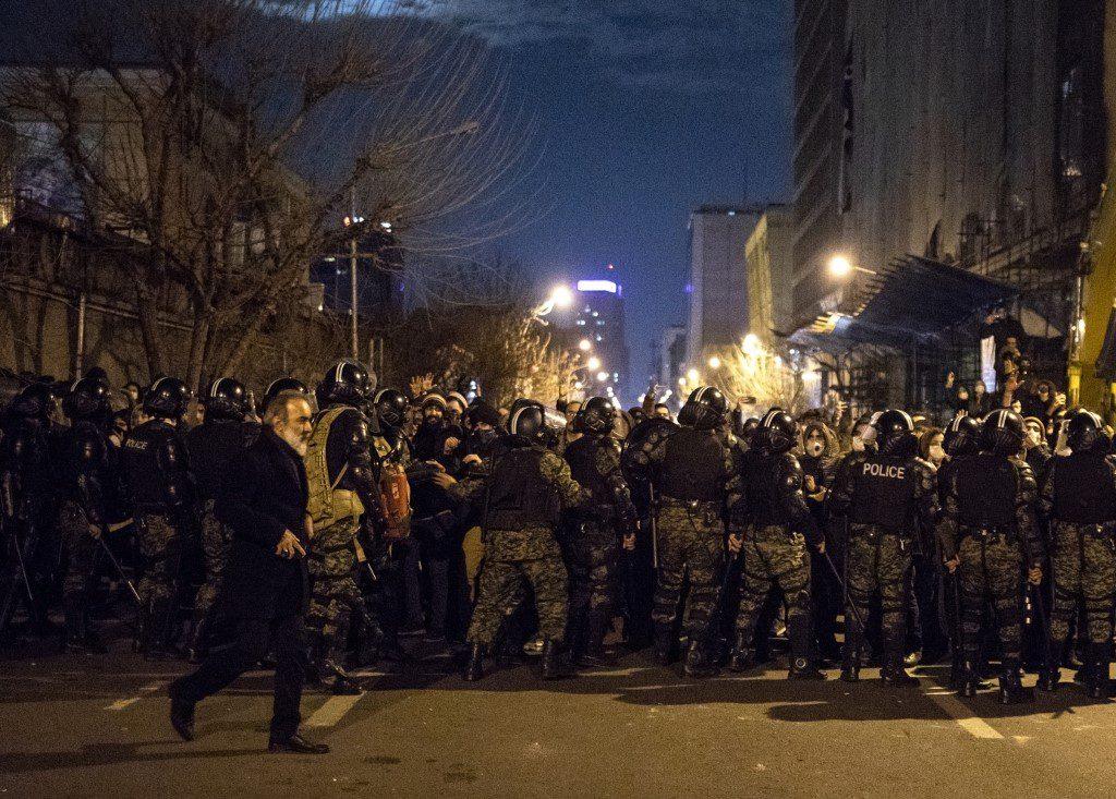 Iran demos