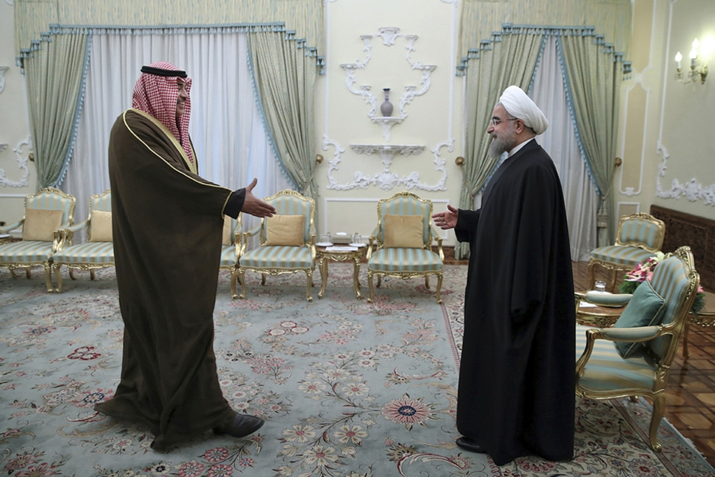 President-Hassan-rouhani-welcomes-Kuwaits-Foreign-Minister-Sheikh-Sabah-al-Khaled-al-Hamad-al-Sabah
