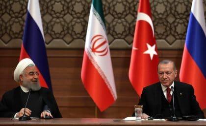 إيران وتركيا: شركاء الحاضر