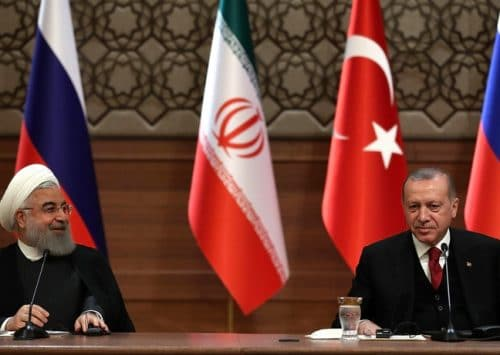 Iran and Turkey: Partners of the Moment