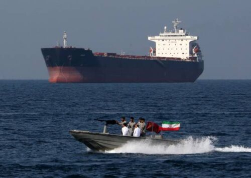 Tankers and task forces: The US-Iranian war dance