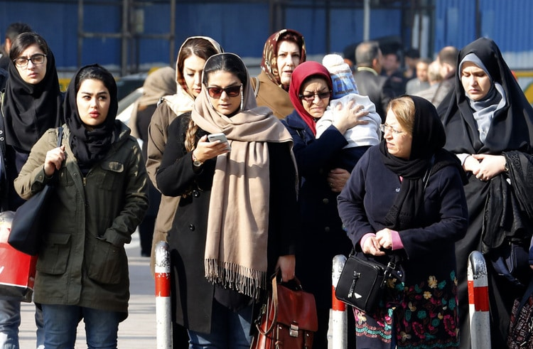 In Iran, Violence Against Women Becomes a Public Matter