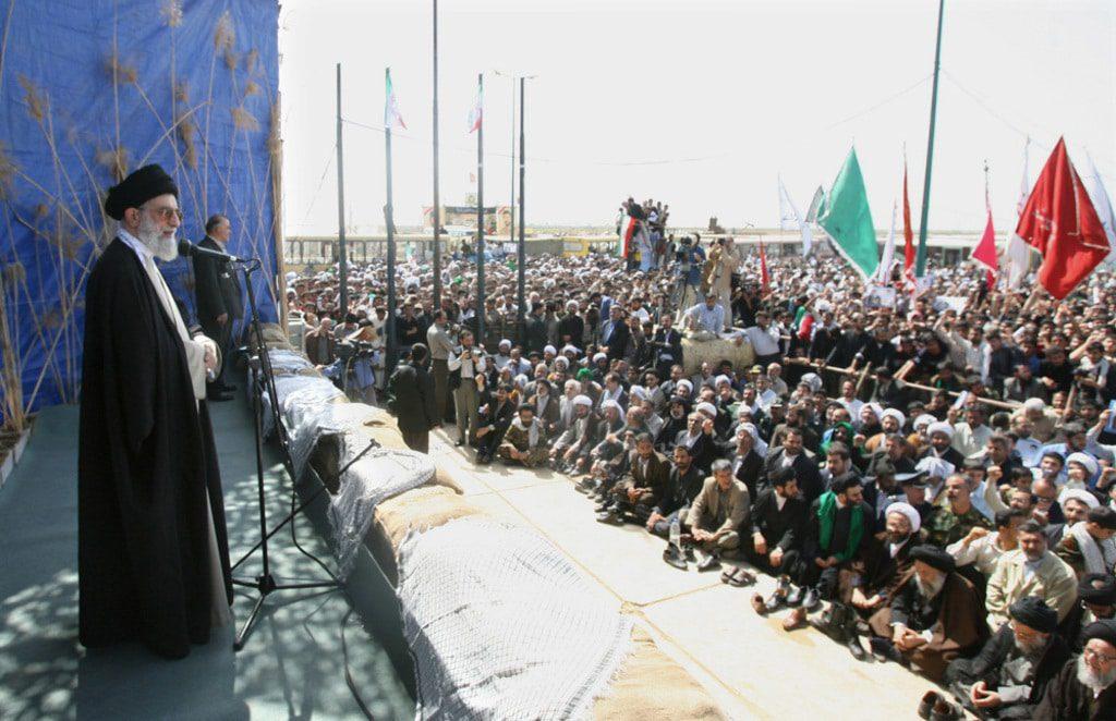 Iran- Ayatollah Ali Khamenei