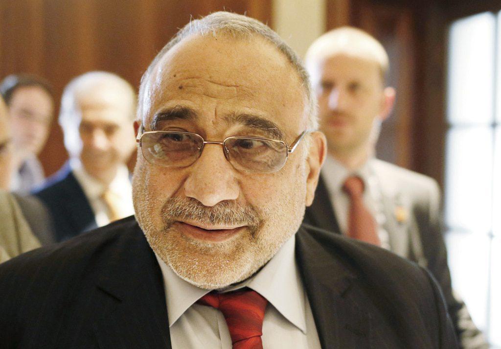 Iraq- Adel Abdul Mahdi