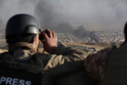 الإعلام في العراق