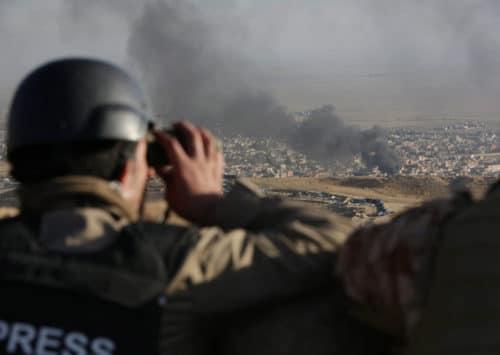 نظرة عامة على المشهد الإعلامي في العراق