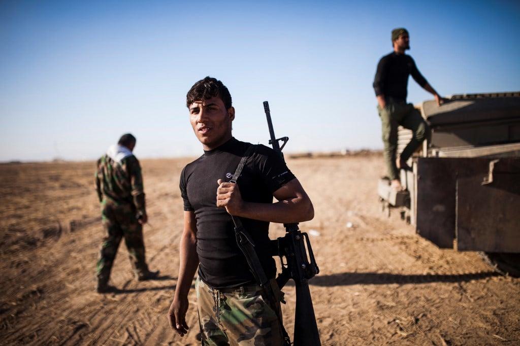 Iraq- Hashd shaabi