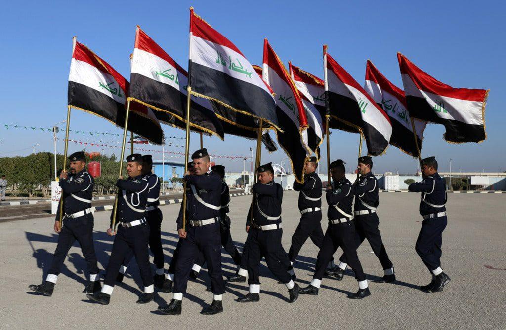 Iraq- Iraqi police