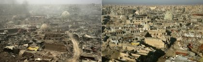 Slow Rebuilding in Iraq could Reignite Ethnic Tensions