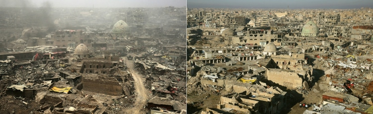 Experts: Slow Rebuilding in Iraq could Reignite Ethnic Tensions