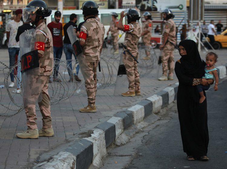 Anti-corruption Demonstrations Sweep Iraq, Protestors Killed