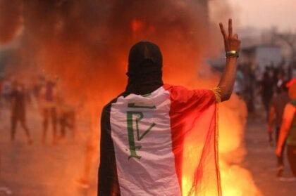 احتجاجات عنيفة في العراق أثارتها مظالم قديمة