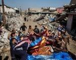 المدنيون يدفعون الثمن في معركة تحرير الموصل
