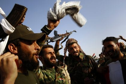 Iraqi Mobilization Units: Origin and Destination?