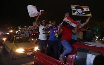 Al-Sadr Shia Cleric Wins Iraqi Elections in Surprise Upset