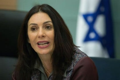 Minister of Culture Miri Regev Israel