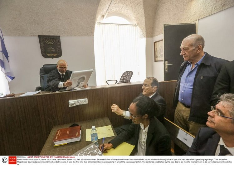 Growing Corruption in Israel