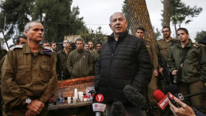 As Charges Mount, Israeli Prime Minister Refuses to Step Down