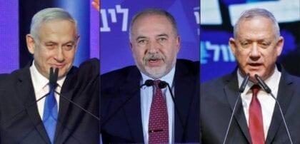 إسرائيل: لا حكومة حتى الآن بالرغم من إعادة الانتخابات