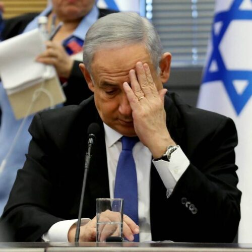 Despite Indictment, Israeli PM Hanging on to Political Career