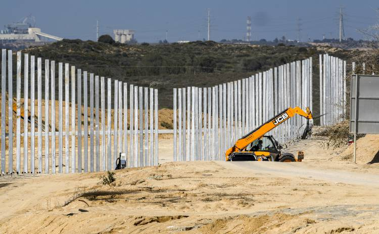 Israel's New Separation Barrier: Isolating Gaza from the West Bank for Good?