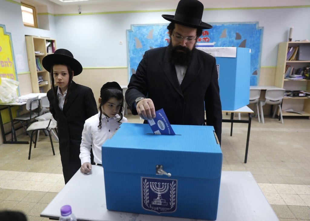 Israel- ultra-Orthodox israel