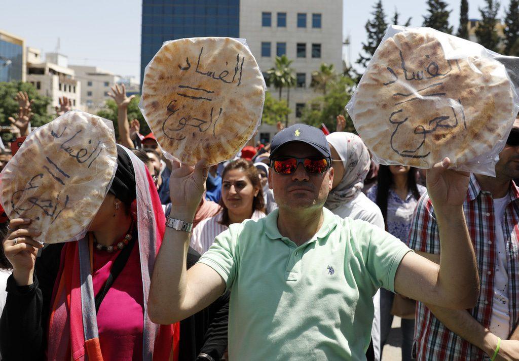 Jordan- Corruption Jordan
